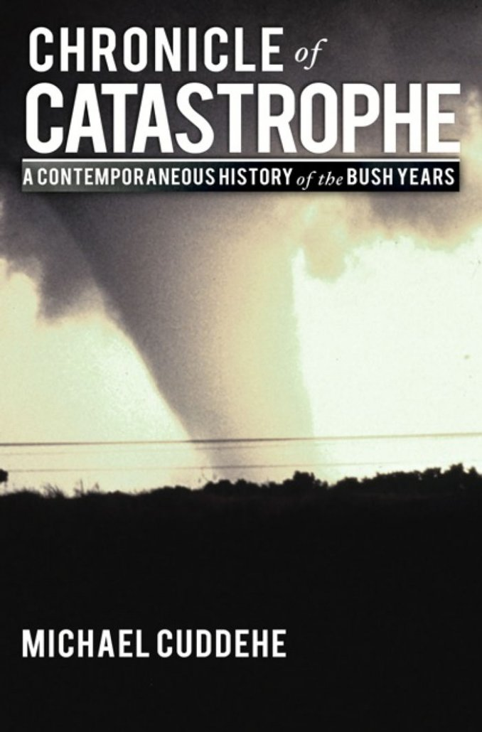 Chronicle of Catastrophy Book Front Cover